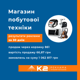 Магазин різнопрофільних товарів. Як продати на мільйон, якщо твій конкурент – Rozetka?